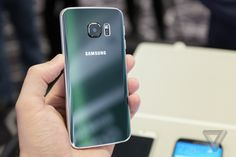 Samsung just announced its new Galaxy S6 and S6 Edge, its 2015 flagship smartphones. The S6 and S6 Edge have a completely redesigned look and feel and have ditched the cheap plastic for premium metal and glass: http://www.theverge.com/2015/3/1/8129305/samsung-galaxy-s6-s6-edge-photo-essay