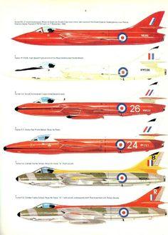 26 Hawker Hunter Page 31-960