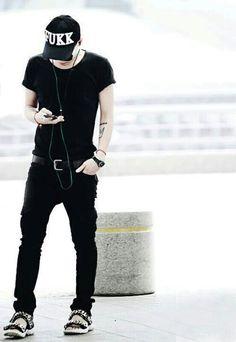 G-Dragon (singer) from BIGBANG