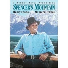 Spencer's Mountain - Henry Fonda, Maureen O'Hara, James MacArthur, Wally Cox (I cried) See Movie, Film Movie, Movies Showing, Movies And Tv Shows, Mimsy Farmer, James Macarthur, Maureen O'hara, Henry Fonda, Drama