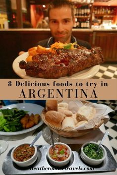 8 favourite Argentina foods to try in Buenos Aires – Heather on her travels Argentina Food, Argentina Travel, Argentina Culture, Drinking Around The World, International Recipes, Foodie Travel, Street Food, South America, Latin America