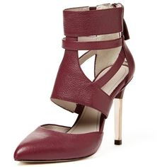 Zanie Cut-Out Pump and other apparel, accessories and trends. Browse and shop 8 related looks.