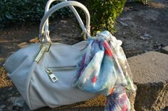 mark. Classic Hit Handbag and Fawn Over Flora Scarf by Word of Alicia
