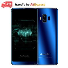 """Vkworld S8 4G Smartphone 18:9 Aspect Ratio 5.99"""" FHD 5500mAh Face ID 4GB 64GB MTK6750T Octa Core 16MP Android Mobile Phone  Price: 146.08 & FREE Shipping #computers #shopping #electronics #home #garden #LED #mobiles #rc #security #toys #bargain #coolstuff 