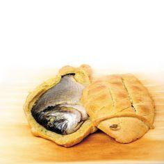 Ricetta Orata in crosta