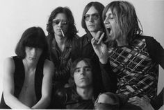 The Stooges photographed by Peter Hujar, 1971 - Stooges 1971 lineup shown on these pictures: Jimmy Recca, James Williamson, Ron Asheton, Scott Asheton & Iggy Pop Iggy Pop, Punk Rock, Iggy And The Stooges, Johnny Thunders, Psychedelic Rock, Sabrina Carpenter, Music Icon, The Godfather, Male Beauty
