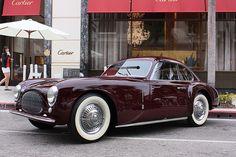 1947 Cisitalia 202 Coupe  Beautiful car!