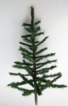 how to: miniature Christmas tree