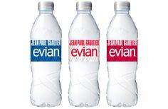 500ml PET bottle Jean Paul Gaultier, Water Bottle Design, Mineral Water, Pet Bottle, Wine And Spirits, Drinking Water, Energy Drinks, Fitness Goals, Pets