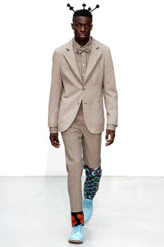 Walter Van Beirendonck Fall 2011 Menswear Collection Slideshow on Style.com