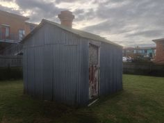 Abandoned Shed Panmure Auckland via Forgotten NZ