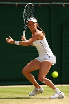 Agnieszka Radwanska Photos: Day Seven: The Championships - Wimbledon 2015