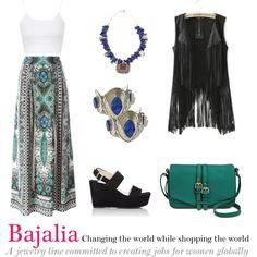 Bajalia March 2016 by bajalia on Polyvore featuring Topshop, Etro, Prada and Merona  #BajaliaStyle #HSN #BajaliaHSN