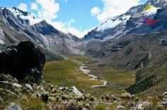 Parque nacional natural, El Cocuy