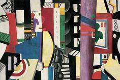 Fernand Léger The City, 1919