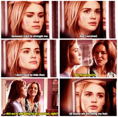 "S3 Ep 11 ""Alpha Pact"" - Lydia and her Mom"