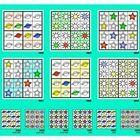 Sudoku 4x4 Solar System Puzzle