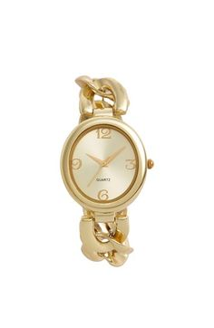 Titanium Oval Bracelet Watch, 34mm x 45mm (Juniors) | Nordstrom