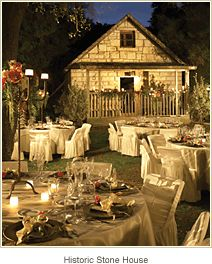 This was where my husband and I wanted to have our wedding.  Temecula Creek Inn, the house was built in 1880.