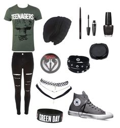 """""""What I would love to own"""" by thewhisperofthewolves ❤ liked on Polyvore featuring Converse, River Island, Laundromat, Wet Seal, OPI, Max Factor and MAC Cosmetics"""