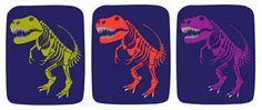 Technicolor T Rex