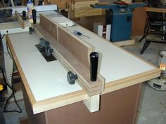 Router Table Fence | Routers | Pinterest