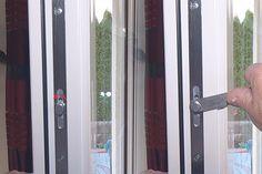 Der Anpressdruck Wird Am Schliesszapfen Eingestellt Fenster Einstellen Fenster Und Turen Fenster