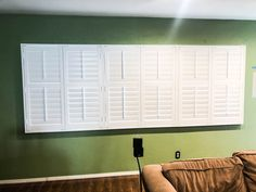 Interior Shutters in Norwalk, California - Arthus Kambele Norwalk California, California California, Black Room Design, Interior Shutters, Black Rooms, Blinds, Divider, Natural Light, Classic