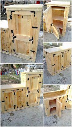 20 brilliant DIY pallet furniture design ideas to inspire you . - 20 brilliant DIY pallet furniture design ideas to inspire you inspir - Pallet Furniture Designs, Wooden Pallet Projects, Wooden Pallet Furniture, Pallet Crafts, Wooden Pallets, Furniture Projects, Rustic Furniture, Diy Furniture, Pallet Wood