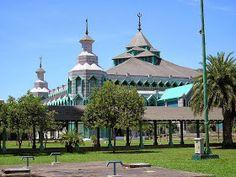 Masjid Al-Markaz Al-Islami, Makassar, Sulawesi, Indonesia