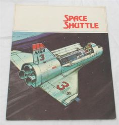 Vintage NASA Publication EP-96 Space Shuttle Emphasis For The 1970s | eBay