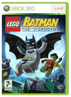 LEGO Batman The Videogame Xbox 360 *** Find out more about the great product at the image link.Note:It is affiliate link to Amazon.