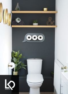Small bathroom storage 388928117821990999 - Texting Toilet Paper Storage – LEO KEMPF Source by embkirari Bathroom Wall Art, Downstairs Bathroom, Bathroom Interior, Bathroom Ideas, Bathroom Organization, Bathroom Inspiration, Half Bathroom Decor, Master Bathrooms, Bathroom Designs
