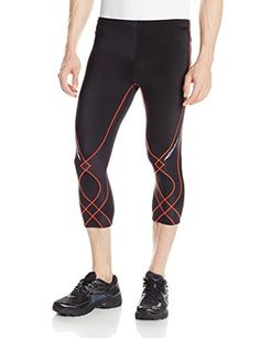 CW-X Conditioning Wear Men's 3/4 Stab…