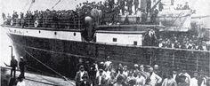 Brasil. Imigrantes Italianos