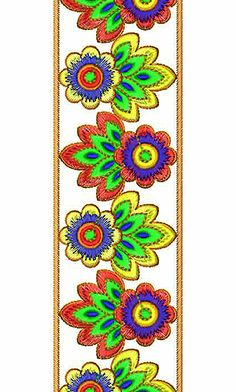 Buy Beautiful Lace Embroidery Design