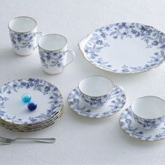 Blue Sorrentino by Noritake