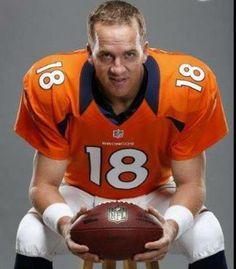 Peyton Manning  #ProFootballDenverBroncos