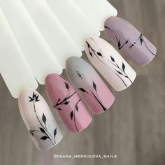 The Best Nail Art Designs – Your Beautiful Nails Beautiful Nail Designs, Beautiful Nail Art, Spring Nails, Summer Nails, Diy Nails, Cute Nails, Nail Art Designs, Nagellack Trends, Flower Nail Art