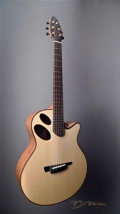 New Schwartz, Sheldon Oracle OSJ -  Acoustic Guitar at Dream Guitars