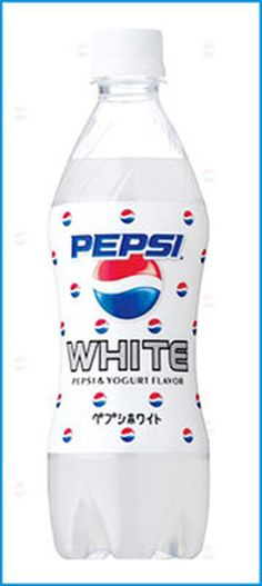 Anybody ever had Pepsi yogurt flavored soda #packaging PD