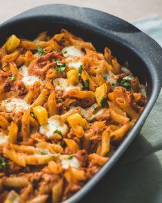 herfst2 Veggie Recipes, Pasta Recipes, Vegetarian Recipes, Healthy Recipes, Noodle Recipes, I Love Food, Good Food, Yummy Food, Quick Healthy Meals