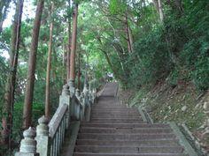 mysterious, Mt. Konpira, Japan