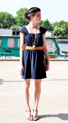 Beautiful dress for spring and summer!