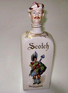 Vintage Scotch Decanter. :)