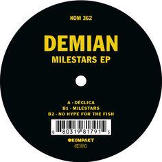 Déclica   Demian   http://ift.tt/2mwN18H   Added to: http://ift.tt/2fRYThN #electronica #spotify