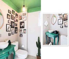 Revista Decorar mais por menos :: Apê cosmopolita - Das cores à mobília, são claras as referências extraídas de cidades como Paris e Londres - destino favorito do morador - na decoração moderna e fluida de seu apartamento de 63 m²