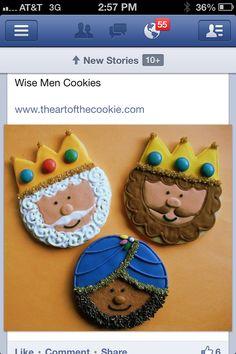 Wise men Cookies