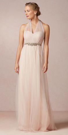 Annabelle Dress, my perfect bridesmaid dress Organza Bridesmaid Dress, Tulle Dress, Bridal Gowns, Wedding Gowns, Bhldn Wedding, Wedding Skirt, Wedding Blog, Wedding Planner, Destination Wedding