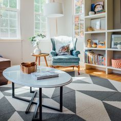 A Sunny California Home with Bright and Happy Details   Design*Sponge
